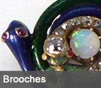 Antque Brooch restoration and repairs